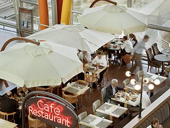 Kafe & Restoran